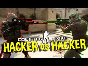 CS GO hacker vs hacker