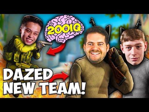 Stewie2k New Team